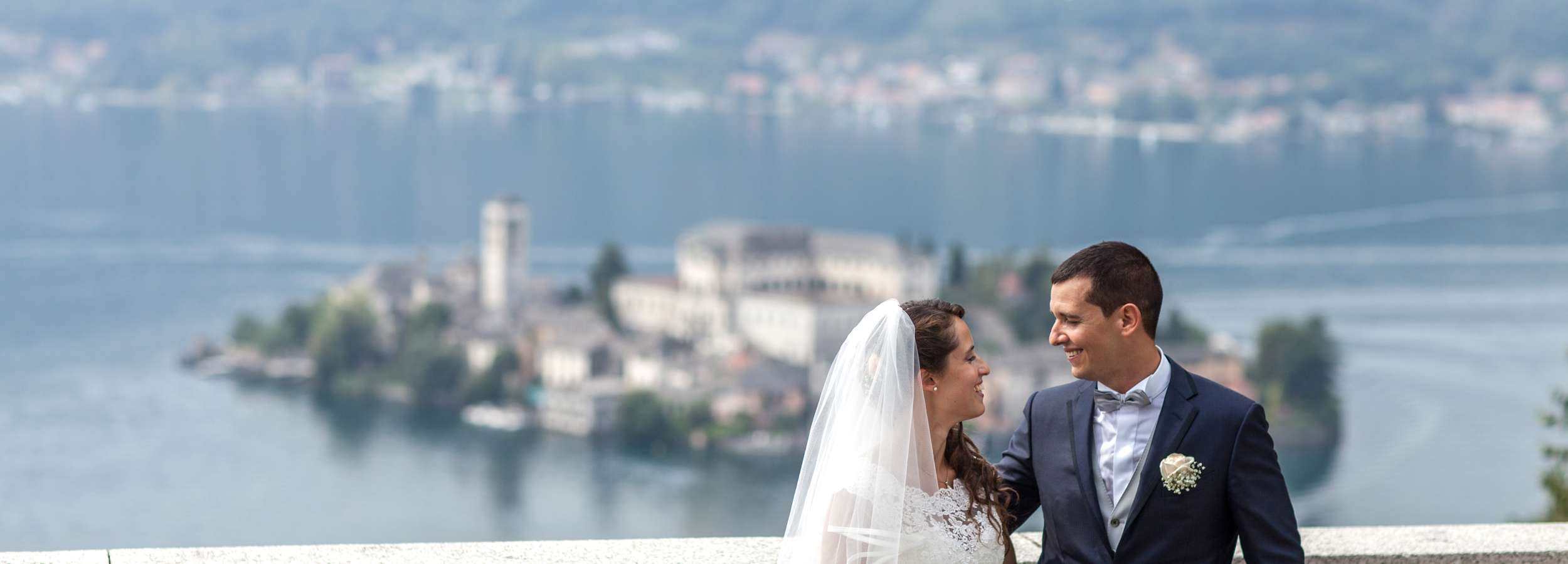 Matrimonio a Orta San Giulio (Lago d'Orta)