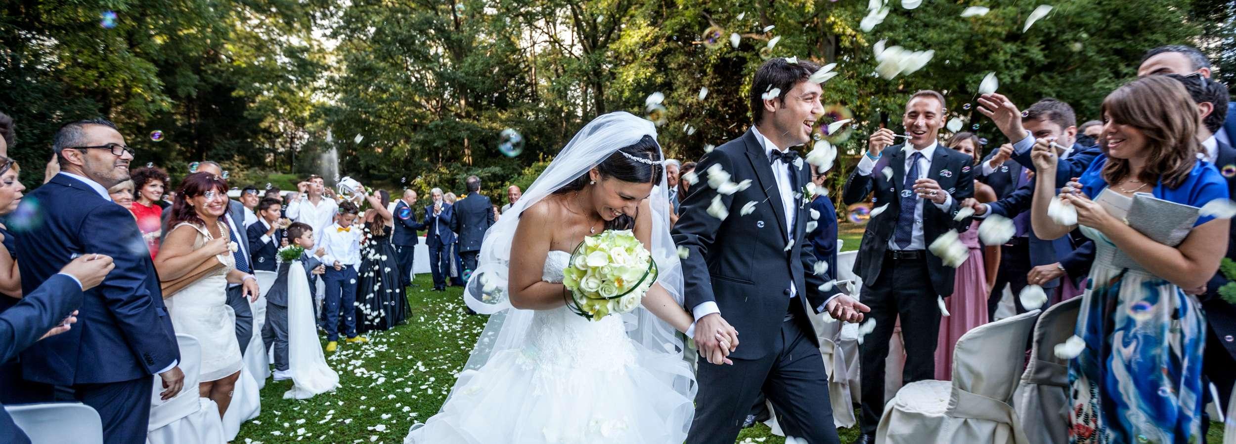 Fotografo Matrimonio a Villa Zanchi (Bergamo)