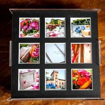 Album fotografico matrimonio Bergamo